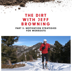 MOTIVATION STRATEGIES FOR WORKOUTS- Altra Teammate Jeff Browning