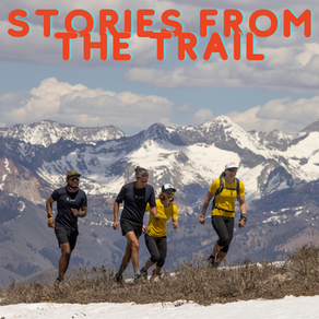 STORIES FROM THE TRAIL:  Rick Ballesteros