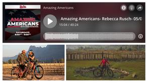 Amazing Americans with Jerry Schemmel - Rebecca Rusch