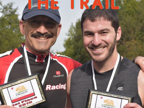 STORIES FROM THE TRAIL:  Father & Son Climb Together