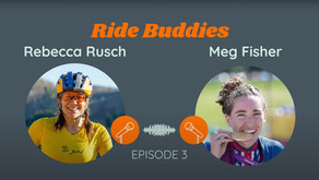 Ride Buddies Podcast with Rebecca Rusch and Meg Fisher