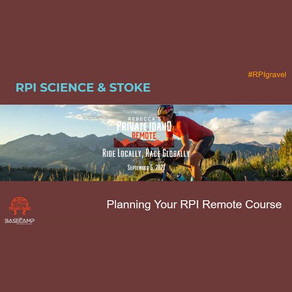 How to plan your RPI Remote course - Recording