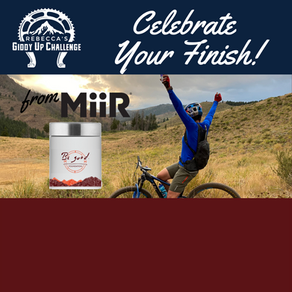 Finisher's Canister from MiiR
