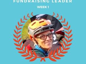 Fundraiser Leaderboard:  Beth Collins