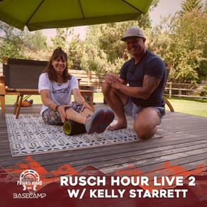 Rusch Hour Live #2: Body - Recording