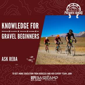 What Beginner Gravel Riders Should Know