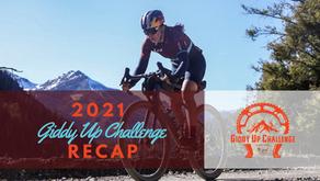Giddy Up Challenge Recap Report