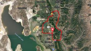 Shared Route: Ogden, Utah