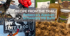 Rebecca's Alaskan Schweddy PB Balls