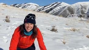 Winter Training - Hacks with Reba!