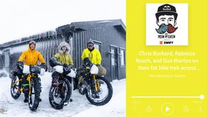 The Adventure Stache Podcast with Rebecca Rusch, Chris Burkard and Gus Morton