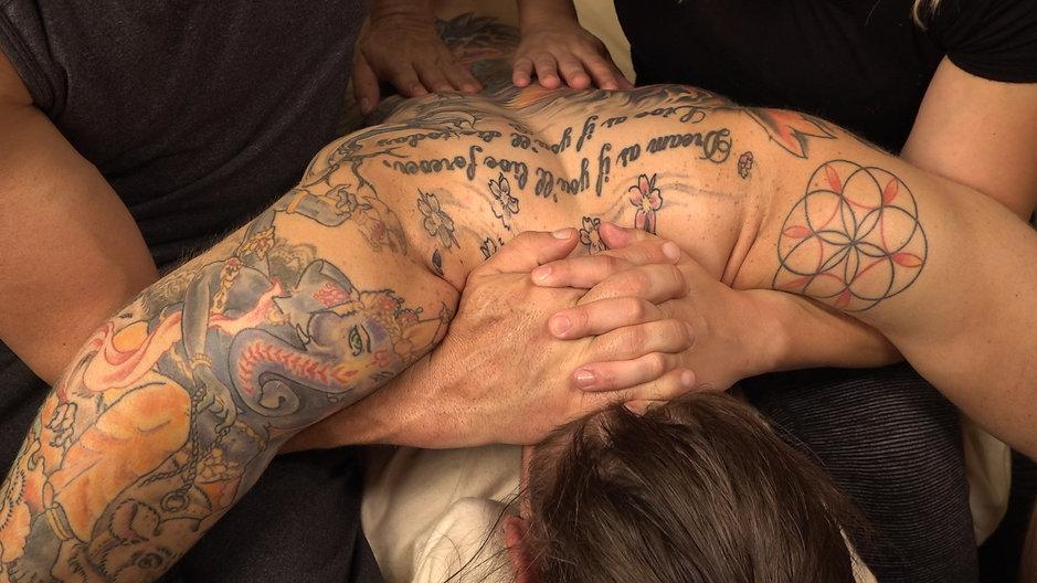 Joe & Laura Four Hand Massage _MXRI 025.