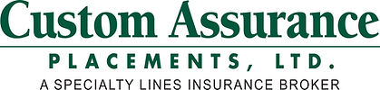 Custom assurance placements wholesale specialty insurance broker unique risk columbia south carolina international program north mississippi georgia florida tennessee texas louisiana