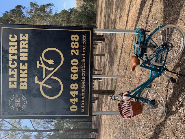 bike hire hunter valley