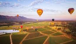 Around the Hunter Valley Vineyards and Wineries
