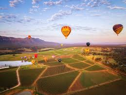 Hunter Valley Hot Air Ballloons