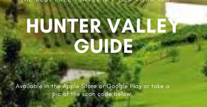 Welcome to the Hunter Valley Guide! Free travel guide.