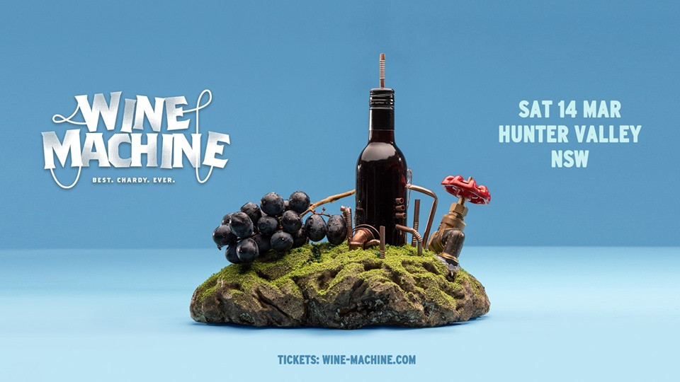 Hunter Valley Wine Machine