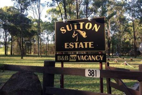 Sutton Estate Hunter Valley