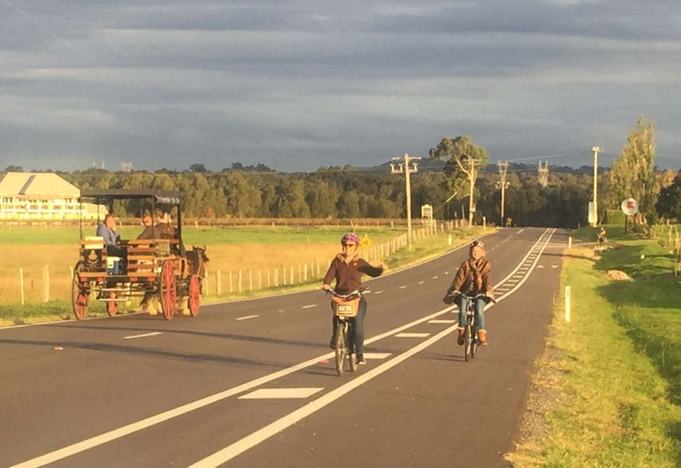 hunter valley bikes