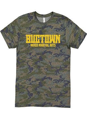 T-Shirt | Buctown Gold [Camo]