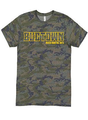T-Shirt   Buctown MMA [Camo]