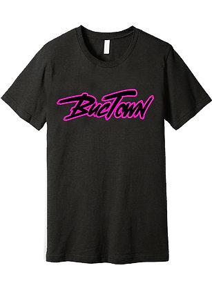 T-Shirt | Buctown Retro Black