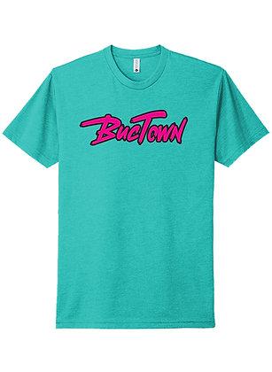 T-Shirt | Buctown Retro Blues