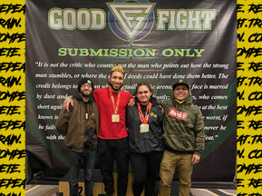 3.6.21 / The Good Fight Tournament