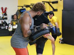 Muay Thai Mondays + Face Punch Fridays