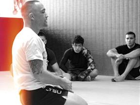 Frankie Edgar MMA Seminar