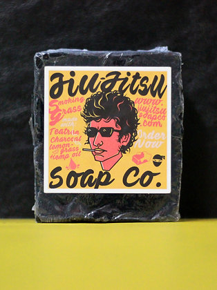 Smoking Grass | The Jiu Jitsu Soap Co.