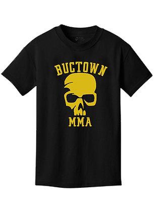 T-Shirt | Buctown MMA Skull