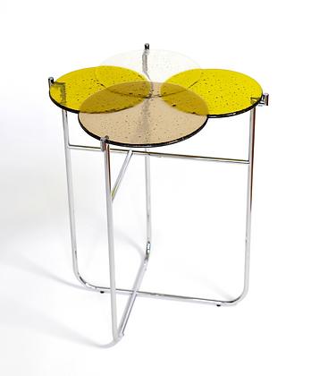 Pastille Side Table Green S