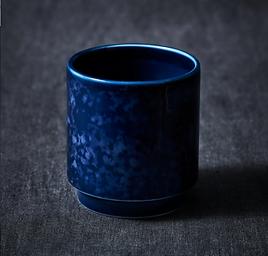 Tasse à espresso Bleue