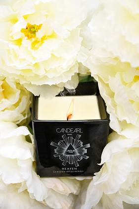 Bougie d'ambiance - Cerisier Lotus Néroli 200g