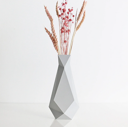 Vase TAKI - blanc
