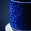 Thumbnail: Tasse à espresso Bleue