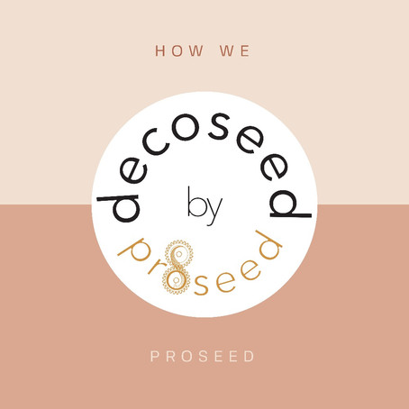 How we Proseed.