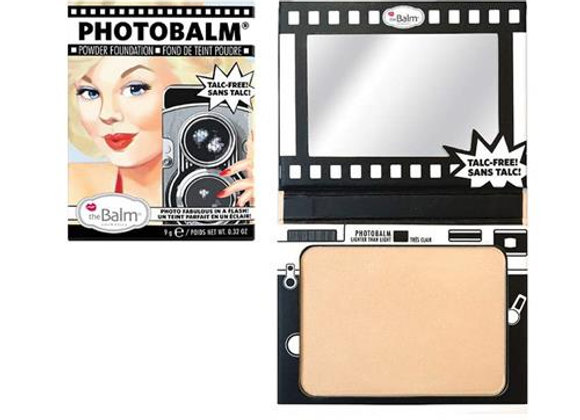 PhotoBalm Powder Foundation - Lighter than Light