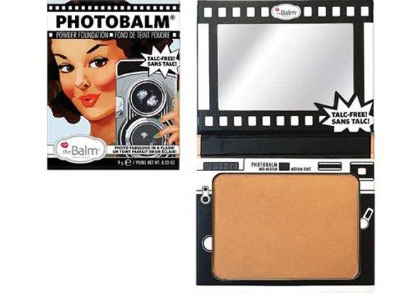 PhotoBalm Powder Foundation - Mid- Medium