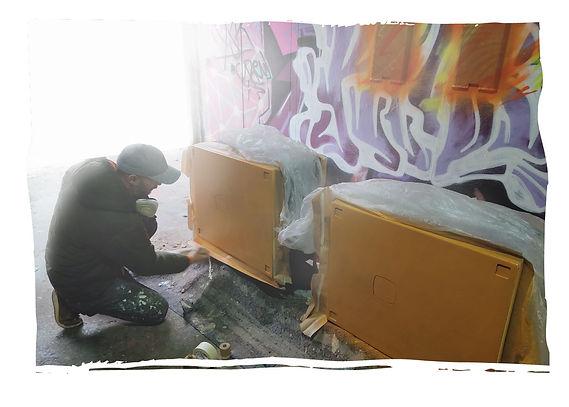 Workshop Szene