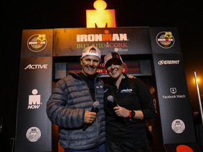 Mike Reilly The Voice of IRONMAN