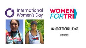 Women For Tri on International Women's Day