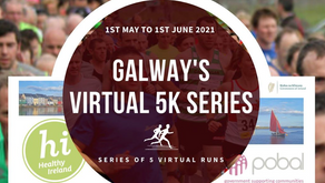 Galway 5k Series Goes Virtual for 2021
