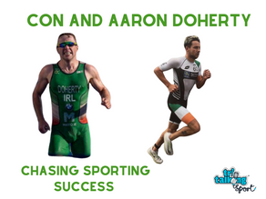 The Doherty Brothers - Chasing Sporting Success