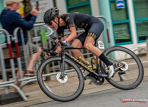 Imogen Cotter: The Thrill of Bike Racing