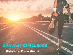 January Fitness Challenge