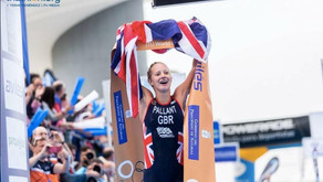 Emma Pallant Professional Triathlete: Performance, Perspective and Positivity