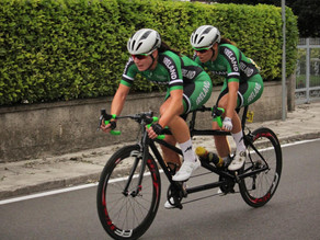 Eve McCrystal & Katie-George Dunlevy: The Dynamic Duo Going for Gold